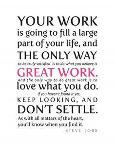 quotes about passion | You are what you do. If you do boring, stupid, monotonous work ...