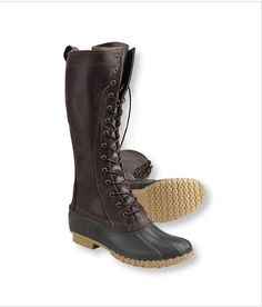 LL Bean Men's Maine Hunting Boots  $149