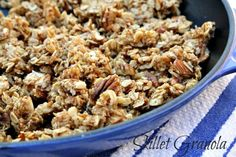 Mommy's Kitchen - Old Fashioned & Country Style Cooking: Skillet Granola, Glorious Cheese Grits & Turkey Rolls {Gooseberry Patches The Harve...
