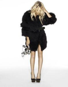 Mary-Kate Olsen Photoshoot by Matthias Vriens for ELLE Magazine 2008.
