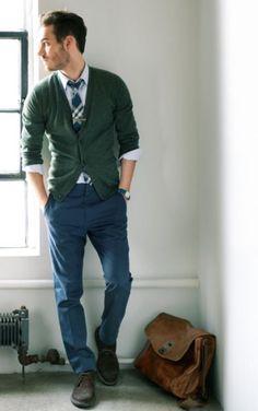 ニット×ネクタイ - メンズのカジュアルネクタイはこれで決まり!人気ブランド5選&着こなし10選 (3ページ目)|JOOY [ジョーイ]