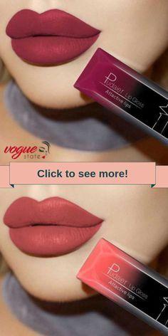 926bddb6498a Velvet Passion - Pudaier Waterproof Liquid Lipstick