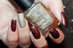 A Game Of Thrones Nail Art by diamant sur l'ongle http://diamantsurlongle.blogspot.fr/2015/09/game-of-thrones-nail-art.html