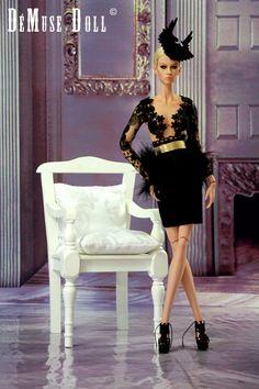 https://flic.kr/p/dexqc1 | DéMuse Doll | Your high fashion Muses