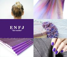 ENFJ (for in dreams, we enter a world that is entirely our own + /)