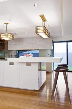 East Meets West Kitchen by Darren James / Wellington Point, Queensland, Australia