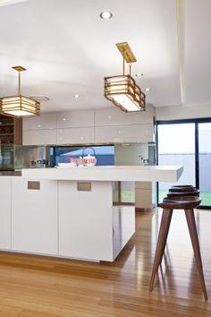 East Meets West Kitchen by Darren James / Wellington Point, Queensland, Australia