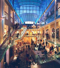 Mercursenteret (2000) – ARC arkitekter Shopping Center, Shopping Mall