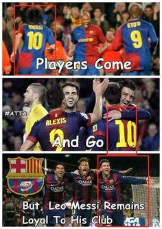 Our loyal 😍 messi Kc Football, Football Is Life, World Football, Funny Football Memes, Football Quotes, Messi Vs Ronaldo, Lionel Messi, Barcelona Football, Fc Barcelona