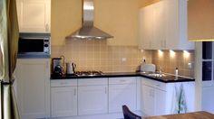 Luxe keuken wellness villa