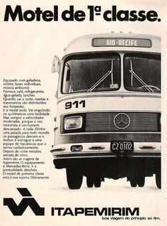 cars Campanha da Viao Itapemirim nos anos - Old Advertisements, Advertising, Vintage Ads, Vintage Posters, Volkswagen, Mercedes Van, Nostalgia, 70s Cars, Bus Coach