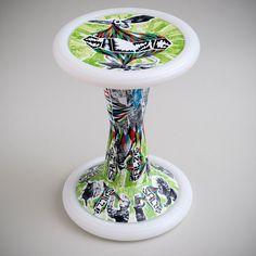 SH2 Monster | Sporthocker | SALZIG #salzig #sporthocker #cool #stool #monster #design #sport