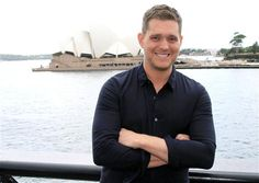Michael Buble!!! I love him so much! Wish he was my bestie so he could randomly sing me songs and then i could cry :')