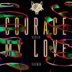 """We got a lot of fun that were gonna release for you this year  happy to start it off with our first release in 2017 a new remix we did for  @couragemylove """"Stereo (Young Wolf Hatchlings Remix) """" .. thankful to be a part of the EP you can check out all the remixes here: http://ift.tt/2kLZCbm"""