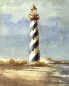 Lighthouse - would be cute on invitation