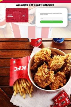 Get a $100 KFC gift card free!!!! It's trusted , easy to get & working 100%. To get this offer you need to go to the link & have to complete a simple survey.  #kfcgiftcard #kfcgiftcardswtf #kfcgiftcards #kfcgiftcardwtf #kfcgiftcardusa #freekfc #freekfckupon #freekfcvoucher #freekfcforeveryone #freekfcchicken #freekfc4life #freekfcmeal #freekfcgoceng #freekfcbucket #freekfcforamonth #freekfco #freekfclunch #freekfcbucketmeal #kfcgiveaway #kfcgiveaways