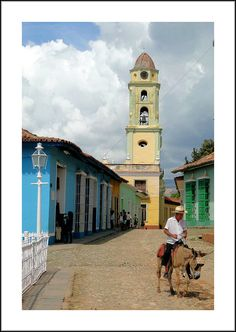 Trinidad, Cuba. Back in time by lousat