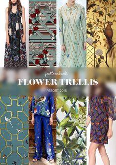 Flower-Trellis-Print-Pattern-Trends_Resort-2018-catwalk.jpg (700×1000)