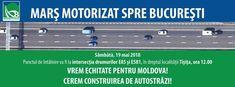 """Un marş de protest motorizat are loc, sâmbătă, pe traseul Iaşi - Bucureşti, cu scopul de a atrage atenţia asupra faptului că Moldova nu se poate dezvolta fără autostrăzi.  Evenimentul este organizat de două asociaţii civice, """"Împreună pentru A8"""" şi """"Moldova vrea autostradă"""". Mars, Mixer, Music Instruments, March, Blenders, Musical Instruments"""