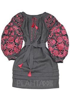 a4f057a14e3360 Платье-вышиванка