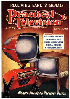 Television  Advertising  Vintage Vintage Tv, Vintage Posters, Vintage Photos, Science Fiction, Nostalgia, Advertising Archives, Radios, Vintage Television, Record Players