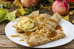 Crepes alle mele