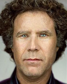 Martin Schoeller Will Ferrell 2007 C-print 61 x 50 in / 43 x 35 in / 24 x 20 in Ace Gallery - Los Angeles Courtesy of Ace Gallery Martin Schoeller, Will Ferell, Color Photography, Portrait Photography, People Photography, Celebrity Portraits, Interesting Faces, Studio Portraits, Famous Faces