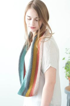 beech - scarves etc. 2014, Quince & Co