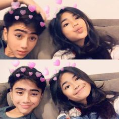 Siblings Goals, Cute Couples Goals, Couple Goals, Girl Photo Poses, Girl Photos, Filipina Girls, Daniel Padilla, Bae Goals, Ulzzang Couple