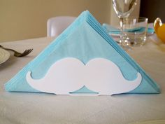 Mustache baby shower mustache party baby boy shower by beepobjects