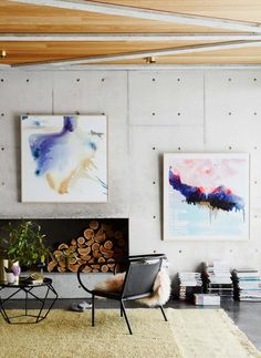 Paintings Inspired by Victoria's West Coast | Rue