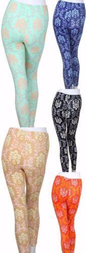 Victorian-Floral-Leggings-5-COLORS-Flower-Pastel-Skinny-Ankle-Length-EOOL032 #Unique_Boho_Style Bohemian Pants, Pastel, Knit Boots, Boho Fashion, Womens Fashion, Boho Accessories, Floral Leggings, Skinny, Ankle Length