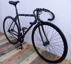 Fuji Feather 2012 Fixed Gear, a thing of Beauti