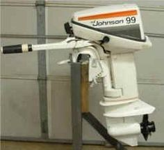 1000 images about vintage outboard motors on pinterest for Oil to gas ratio for johnson outboard motors