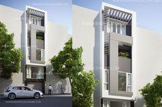 Thiết kế nhà phố | Interior Design