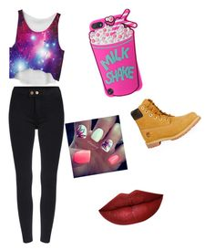 """""""We're going on a trip"""" by shani-davis-1 on Polyvore featuring Timberland"""