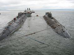 Submarinos nucleares Rusos olvidados-google