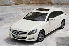 Mercedes-Benz CLS Shooting Brake | Mercedes-Benz CLS-class Shooting Brake 2012写真、Mercedes-Benz CLS ...