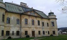 Hronsek - barokový kaštieľ 1775