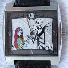 Nightmare Before Christmas Watch Jack