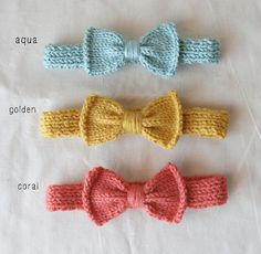 Hey, I found this really awesome Etsy listing at http://www.etsy.com/listing/85268828/knit-bow-headband-for-baby-girl