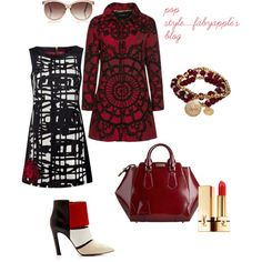 """pop style"" by fabyblog on Polyvore"