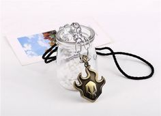 Buy BLEACH Soul Society Emblem Pendant Necklace at Pica Collection for only $…