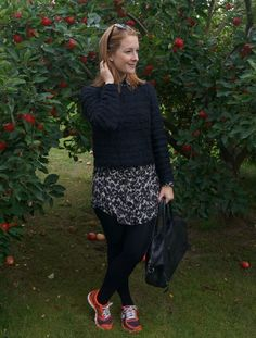 New outfit. See more on the blog: http://www.kathrinerostrup.dk/2013/09/leopard-and-black/