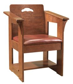 Stickley Limbert Cafe Chair (my grad school coffee shop/study spot had these)