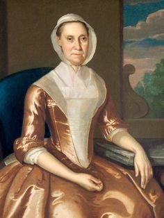 Sophia Richardson Galloway By John Hesselius #EarlyAmericanSouth