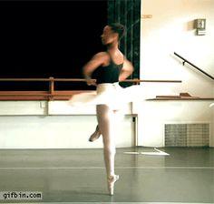 Pirouette - Anim GIF