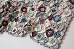 #Crochet blanket pattern for sale from @sandracherryhrt