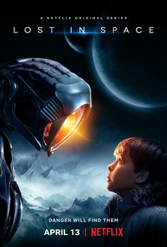 Mega Sized Movie Poster Image for Lost in Space