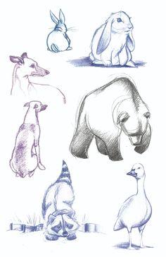 Art+of+B+Sketches+1-19+by+ArtofLaurieB.deviantart.com+on+@deviantART
